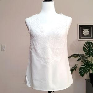 French Connection Lace Top Size 0